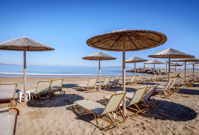 Pláž Hotel Marina Beach *****
