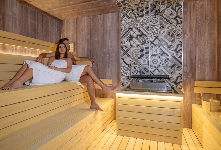 Wellness v hoteli Mimosa / Lido Palace