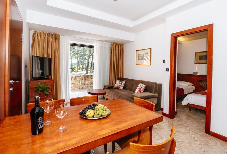 Ubytovanie Apartmány Zaton Holiday Resort ****